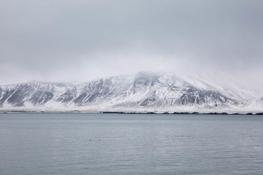 Iceland Engey